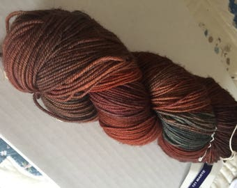 DESTASH: Malabrigo Superwash Merino Kettle Dyed Sock Yarn