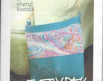 Sale!  Everyday bag pattern (PD003) - Paradiso Designs