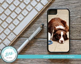 Pet Photo Personalized Phone Case (Tough)