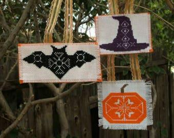 Halloween Quaker Ornaments