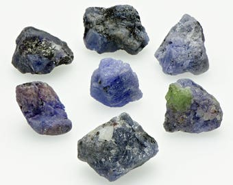 Tanzanite Gemstone - Stone of Spiritual Exploration and Psychic Energy