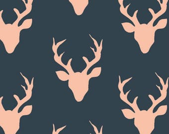 Art Gallery - Woodlands Fusion Collection - Buck Forest in Woodlands