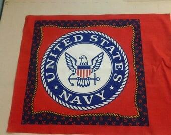 US Navy Fabric Panel 248080