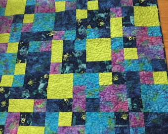 Monsters U Quilt