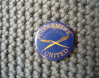 Harry Potter Puddlemere United Quidditch Magnet