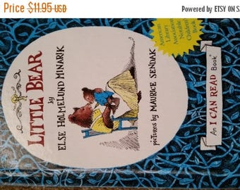 Little Bear---Classic Childrens Book-- 15-40% off Patterns n Book SALE