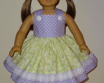 Dress for 18 inch American Girl