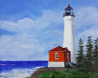 Crisp Point Light House