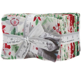 Merry Merry 27 Fat Eighth Bundle by Kate Spain for Moda Fabrics 27270F8