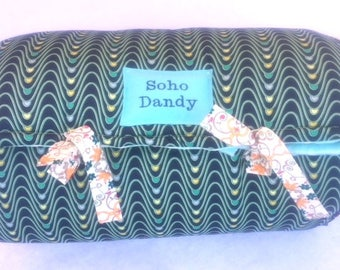 SoHo Dandy NEW Quilted Nap Mat by Janiebee Boutique Nap Mats, Toddler Nap Mats, Janiebee Nap Mats