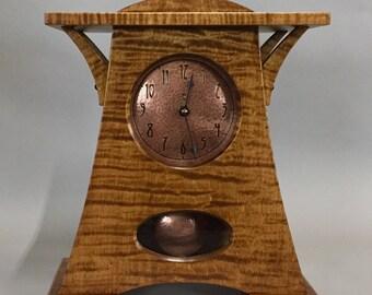Arts & Crafts Clock