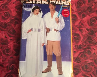 90's Vintage Star Wars Sewing Pattern