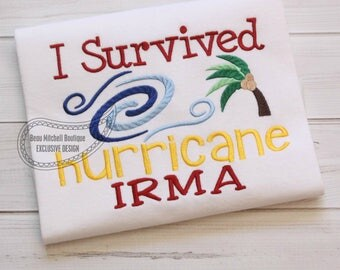 I survived Hurricane Irma!