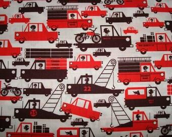 Haul It Fabric in Spice - by Michael Miller -1 yard