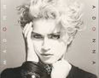 Madonna VG++ Vinyl - Madonna 1983 - Original - Vintage Vinyl record LP in VG++ Condition.