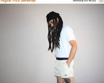 On SALE 35% Off - Vintage Rare 60s Adidas Trefoil Mod Minimalist Running Gym Athletic Shorts - 1960s Adidas Shorts - 60s Clothing - MV0205