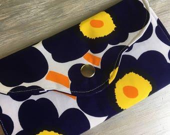 Marimekko Fabric Womens Wallet