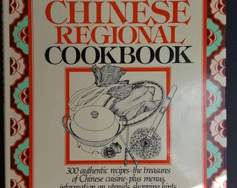 The Gourmet Regional Chinese Cookbook