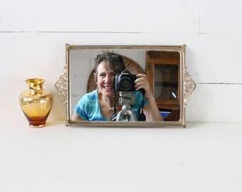 Dresser mirror Vintage dresser mirror