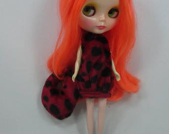 "Blythe doll Outfit Clothing Dress Handmade Basaak ""fancy Halloween animal costume "" 50-50"