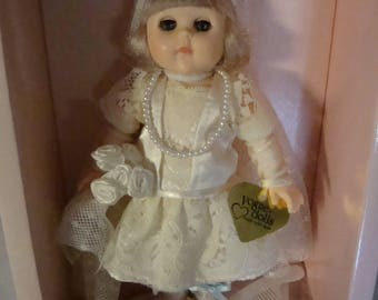 Yesteryear Bride Ginny Doll