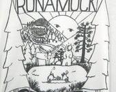 Camp Runamuck Unisex T Shirt