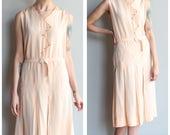 1920s Dress // Coraline Silk Dress // vintage 20s dress