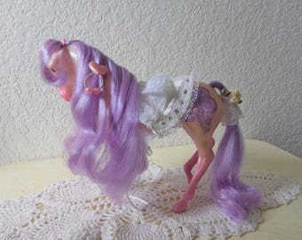 Fashion Star Fillies, Chantilly, very hard to find, 1980s toy horse
