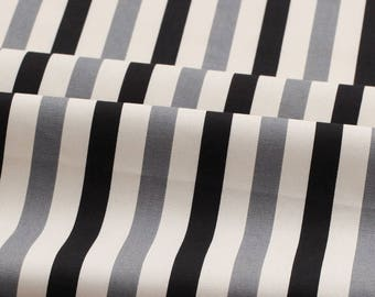 Stripe oxford cotton  by the yard (width 44 inches) 87045-4