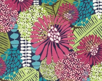 Bunches in Abelia  - POSY by Amy Reber - Free Spirit Fabrics - By the Yard