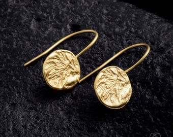 2 pair of those special Gold Circle Earrings - to Judy:)