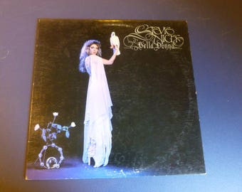 Stevie Nicks Bella Donna Vinyl Record LP MR 38-139 Modern Records 1981