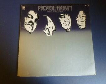 Procol Harum Broken Barricades Vinyl Record LP SP 4294 A&M Records 1971