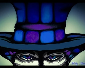 Through The Mad Hatter's Eyes