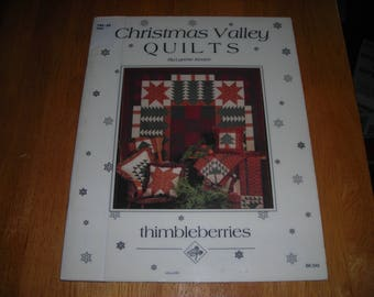 Christmas Valley Quilts by Lynette Jensen - Thimbleberries