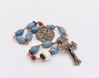 Unbreakable single Decade Rosary of The Holy Eucharist