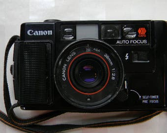 Vintage CANON AF 35mm Auto Focus, Film Camera
