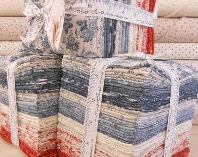 Snowberry  Fat Quarter bundle, 30 FQs, by 3 Sisters for moda fabrics