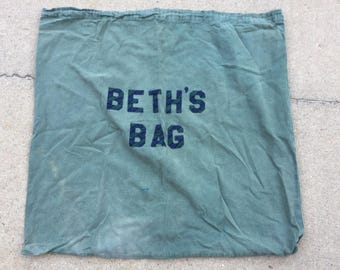A Bag for Beth!