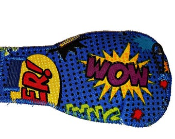 WOW and POW patches Eye-Lids - kids eye patches - soft, washable eye patches for children and adults