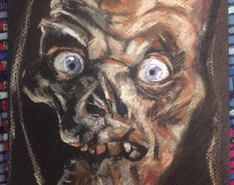 The Crypt Keeper - PRINT