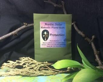 Protection Custom Made Plant Bath Voodoo Hoodoo Santeria Wicca Spell