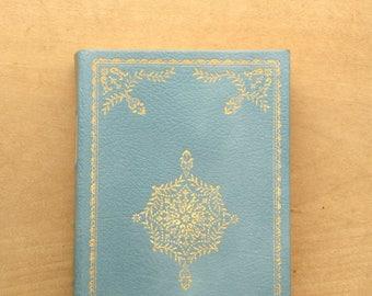 Leather bound Jane Austen Emma vintage book