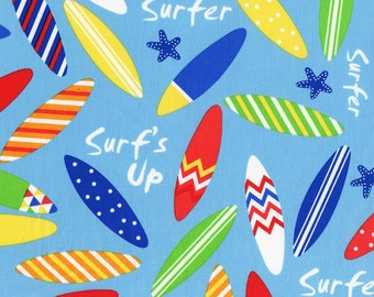 Sea and Sun cotton fabric by Ann Kelle for Robert Kaufman 1627776