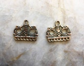 Pair of Viking Rus or Slav hangers for beads chain or amulets