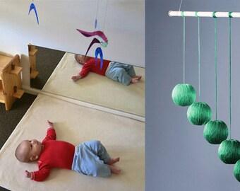 Gobbi and Dancer Montessori Baby Mobiles