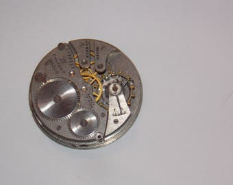 Antique 40mm Pocket Watch Movement