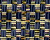 Omari Kente Cloth Premium Patterned Vinyl Vibrant Vinyl™ - Adhesive Vinyl + Heat Transfer Vinyl, Kente Vinyl