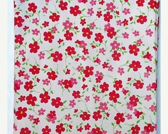 SALE 20% OFF 25 Designer Poly Mailer Envelopes Bags...Red and Pink Flowers for Spring Summer 10X13, Puncture Resistant New Supply