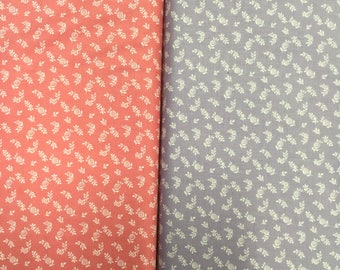 Liberty of London English Berry 100% cotton fabric by the half metre